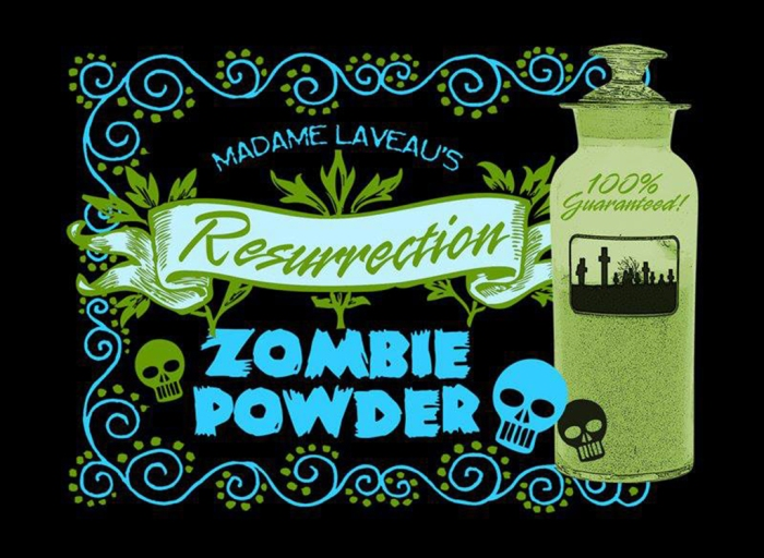 ResurrectionZombiePowder