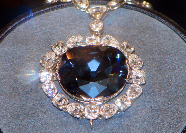 History Of The Hope Diamond Goddess Of Hellfire