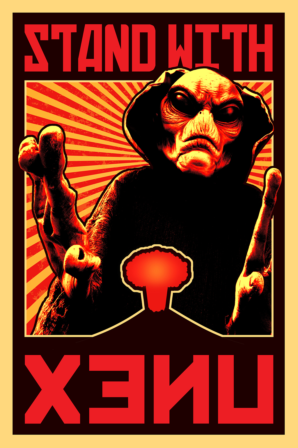 Stand With Xenu