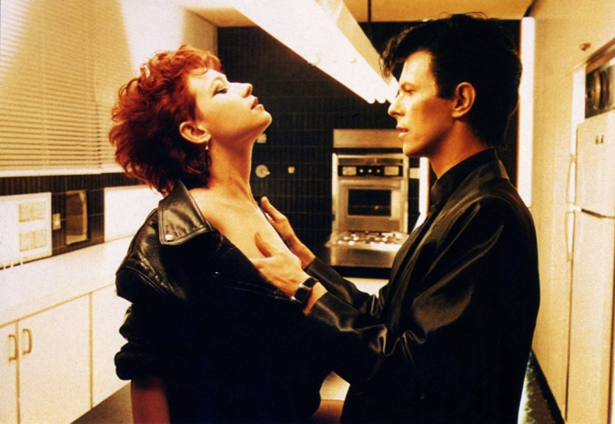 At least Ann Magnuson got to be felt up by David Bowie before her tragic exsanguination.