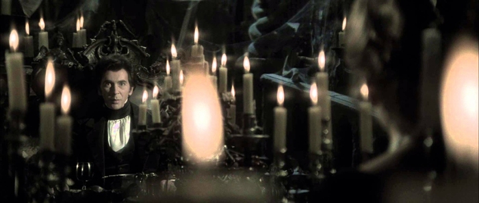 Seems to me I live my undeath like a candle in the wind.