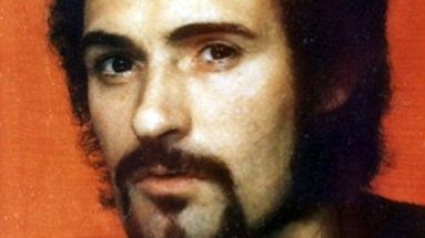 Television Programme: The Yorkshire Ripper: Born To Kill? Profile of notorious serial killer Peter Sutcliffe, who was at large in the 1970s. Studio portrait of Peter Sutcliffe