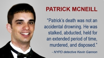 Smiley Face Killers 'Victim Zero' Patrick McNeill disappeared and *drowned* in NYC in 1997