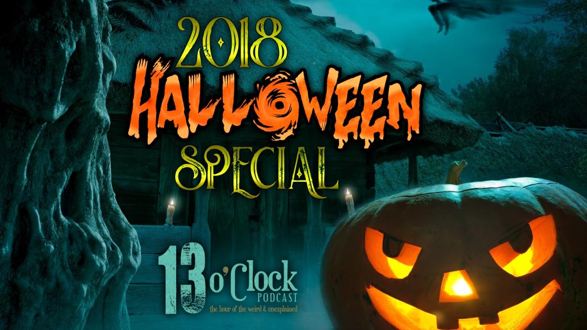 Halloween Jamin.13 O Clock Episode 115 Halloween Special 2018